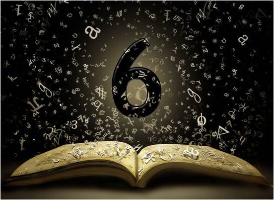 numero 6 en numerología