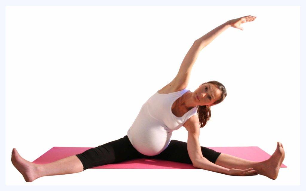 yoga para mujeres embarazadas