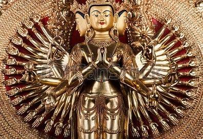 Beneficios del mantra de Avalokitesvara
