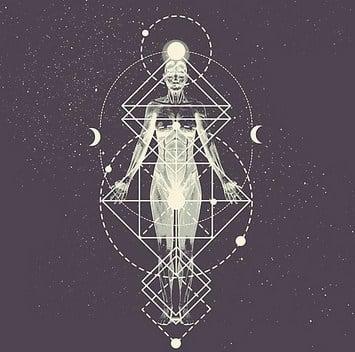 Influencia de la geometría sagrada