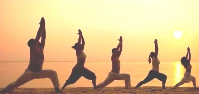 Musica para practicar yoga
